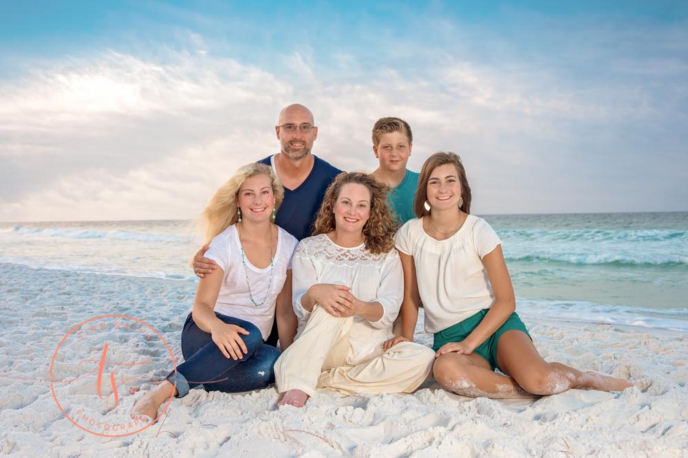 family photographer miramar beach