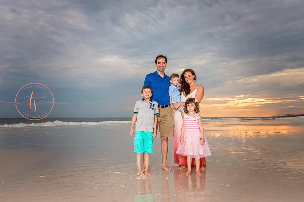 grayton beach family photography