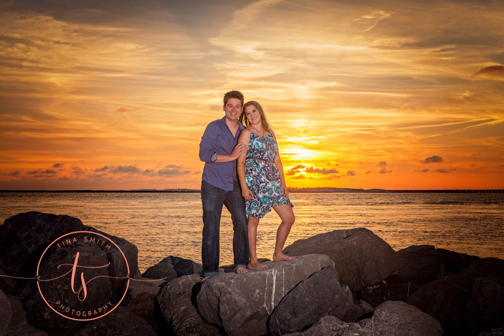 destin family beach session at the jetties