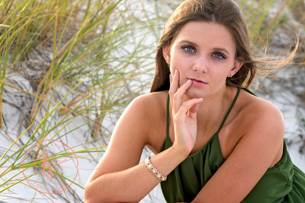 destin senior photography
