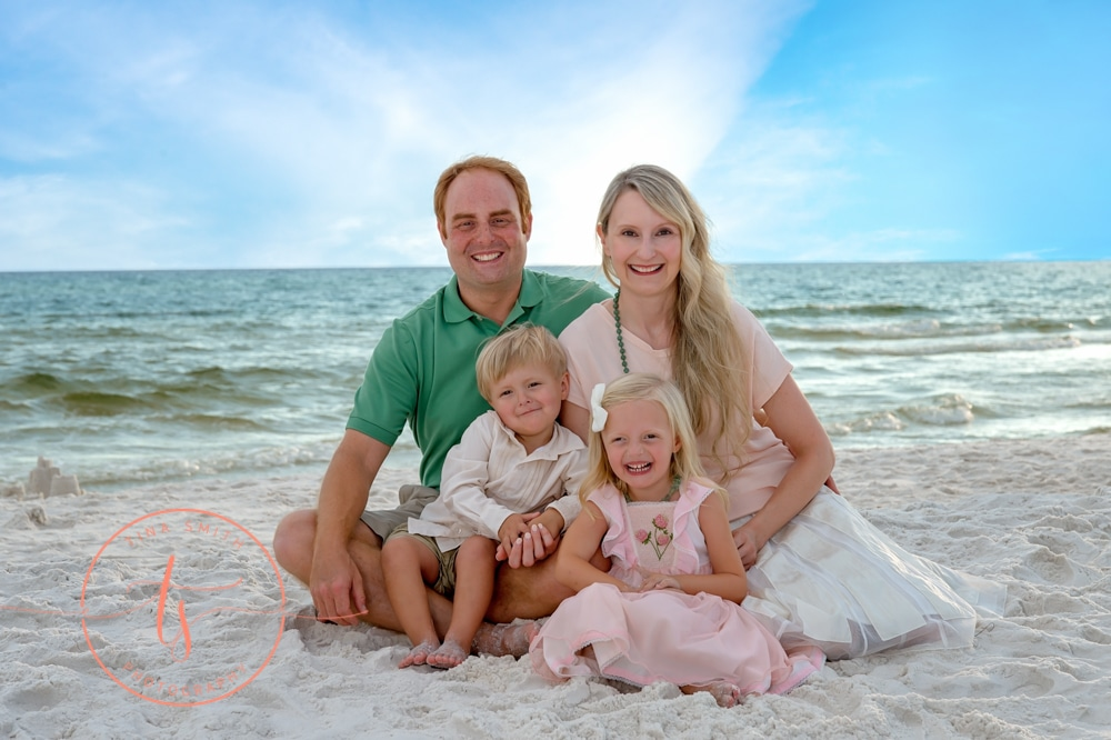 30A photographer beach portraits