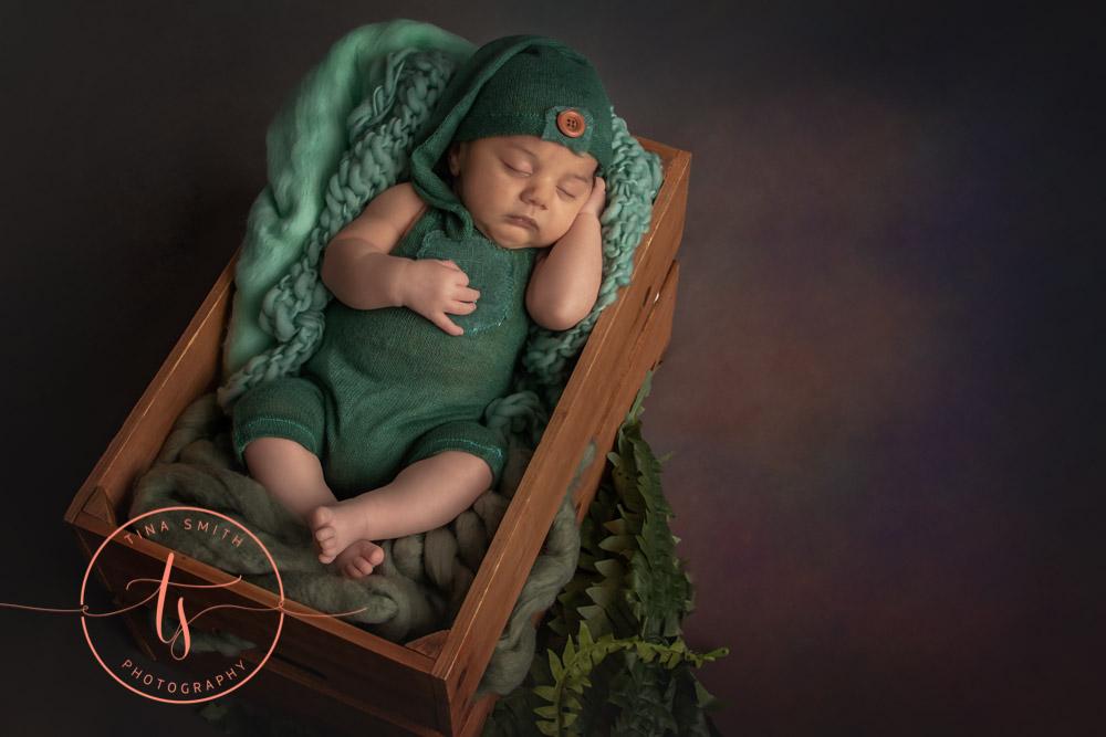 newborn photography boy defuniak springs