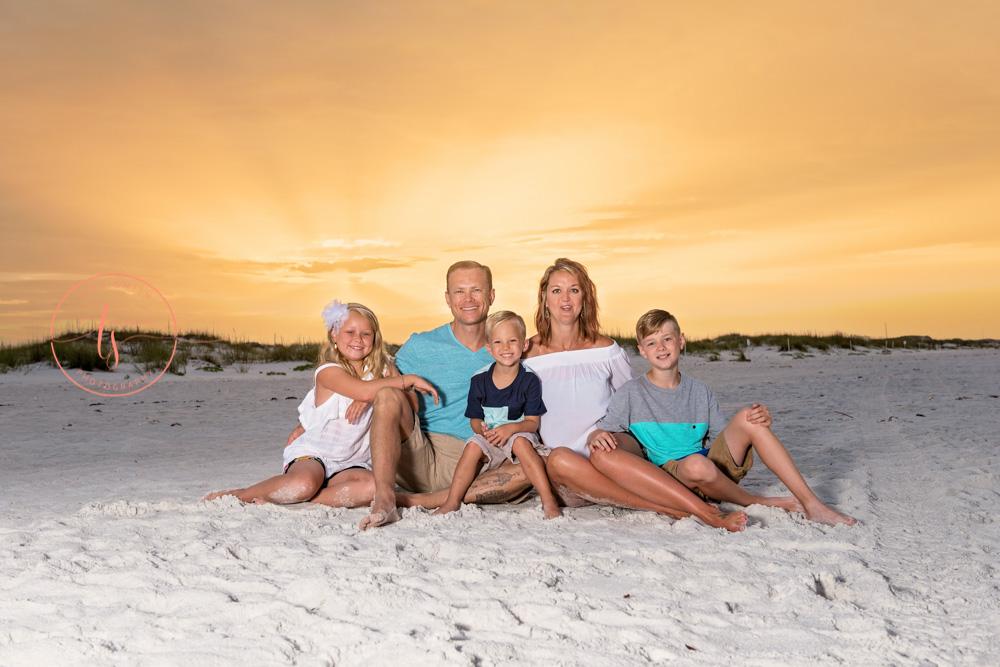desstin photographer sunrise beach portraits
