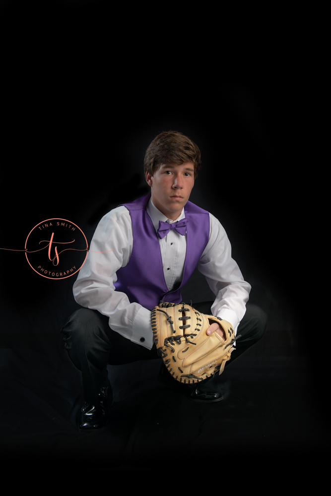 destin photographer sports baseball senior portraits