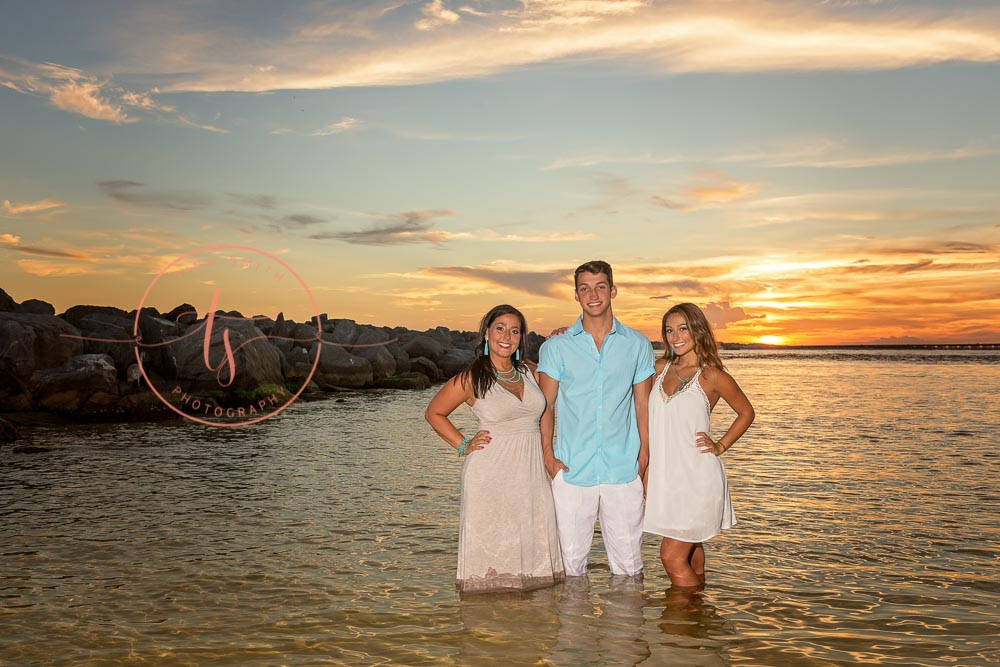destin senior portraits photographer and family